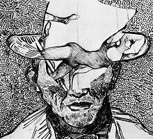 Van Gogh 11. by Andy Nawroski