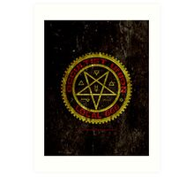 OCCULTIST UNION LOCAL 666     019 Art Print