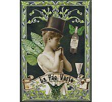 Absinthe Fairy - Verlaine Photographic Print