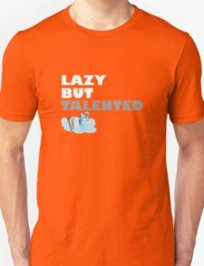 Lazy But Talented - Rainbow Dash VIP Unisex T-Shirt