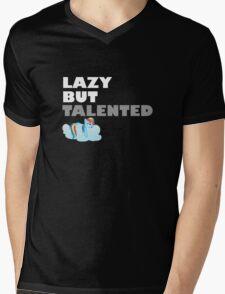 Lazy But Talented - Rainbow Dash VIP Mens V-Neck T-Shirt