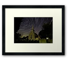 St Andrews By Moonlight Framed Print