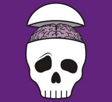 Brainy Skull by Adam Dorman
