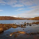 Loch Blair in Lochaber. by John Cameron