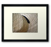 Hats Off to the Gardeners Framed Print