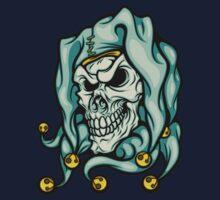 Jester Skull by SmittyArt