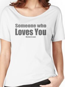 someone who loves scum!?! Women's Relaxed Fit T-Shirt