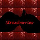 Yum strawberries by Jemma Richards