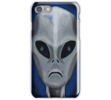 The Grey, Friend or Foe? iPhone Case/Skin