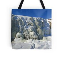 Frosty Waters Tote Bag
