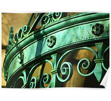 Arched Canopy Poster