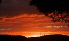 Fiery end to the day............! by Roy  Massicks