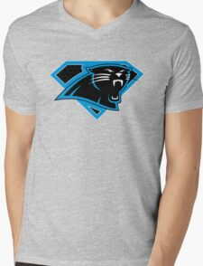 Super Panthers of the Carolinas (Design 1) Mens V-Neck T-Shirt