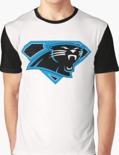 Super Panthers of the Carolinas (Design 1) Graphic T-Shirt