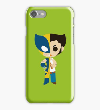 Wolverine Howl iPhone Case/Skin