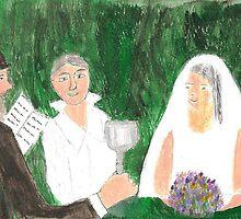 Wedding Ceremony by OraMorrison