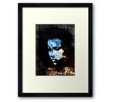 Ghost Woman Framed Print