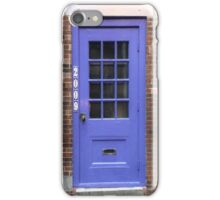 Door Case iPhone Case/Skin