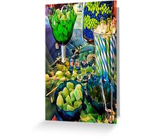 Artistic Case Greeting Card