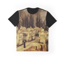 Ritual at The Cemetery Graphic T-Shirt