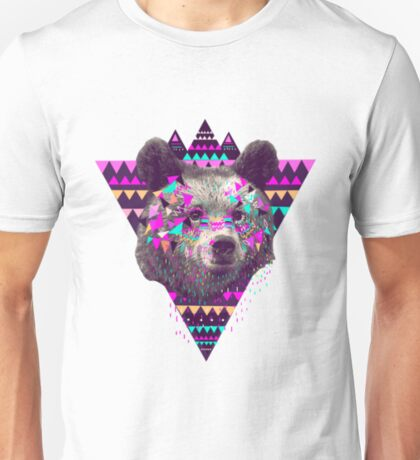 Bear Triangle Unisex T-Shirt