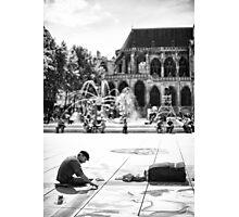 Parisian Streets - Artist Photographic Print