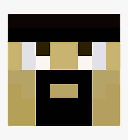 Antvenom Minecraft skin Photographic Print