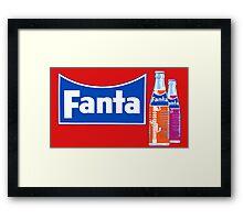 FANTA 2 Framed Print