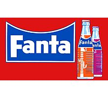 FANTA 2 Photographic Print