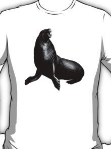 Angry Sea Lion T-Shirt