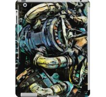 The Battered Engine iPad Case/Skin