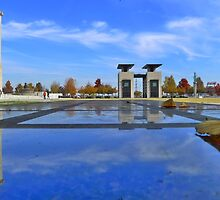Granite Reflection by Mistral Hill  Photography