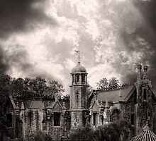 The Haunted Mansion by Brett Kiger