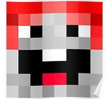 ExplodingTNT Minecraft skin Poster