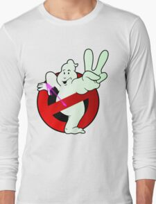 Twice The Know - Twice the Power! (logo)  Long Sleeve T-Shirt