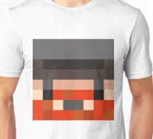 Honeydew Minecraft skin - Yogscast Simon face Unisex T-Shirt