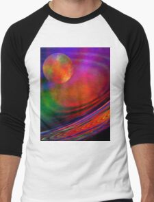 Outer Limits-Available As Art Prints-Mugs,Cases,Duvets,T Shirts,Stickers,etc Men's Baseball ¾ T-Shirt