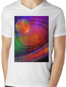 Outer Limits-Available As Art Prints-Mugs,Cases,Duvets,T Shirts,Stickers,etc Mens V-Neck T-Shirt