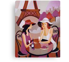 PARIS II Canvas Print