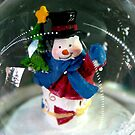 Christmas snow globe by Giambra