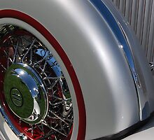 31 Chrysler Imperial detail by WildBillPho
