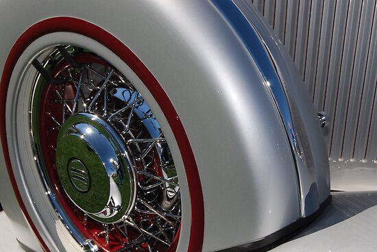31 Chrysler Imperial detail by Bill Dutting