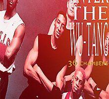 Bulls X Wu-Tang by YOUNG NAPPY DIRTBAG