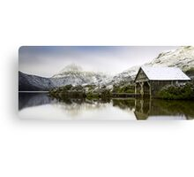 The Boat Shed Canvas Print