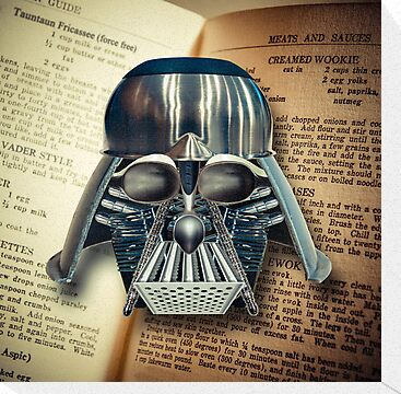 Dark Lord of the Kitchen - Darth Grater by Randy Turnbow