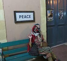 A Jester in Cyprus by jollykangaroo