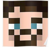 Sjin Minecraft skin - Yogscast Poster