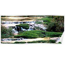 Havasu Falls River Poster