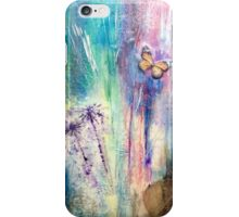 Taraxacum Glow Layered Beeswax Art iPhone Case/Skin