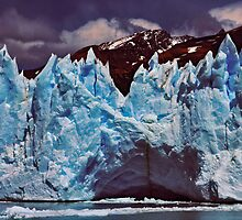 THE GLACIER by Dawn1951